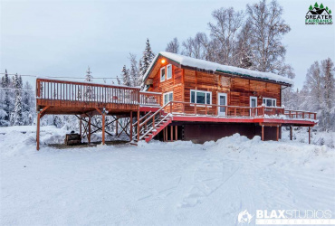 3764 CHENA HOT SPRINGS ROAD, Fairbanks, Alaska 99712, 3 Bedrooms Bedrooms, ,2 BathroomsBathrooms,Residential,For Sale,CHENA HOT SPRINGS ROAD,145671