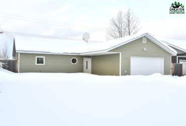 855 MARQUETTE LOOP, North Pole, Alaska 99705-7809, 3 Bedrooms Bedrooms, ,2 BathroomsBathrooms,Residential,For Sale,MARQUETTE LOOP,145678