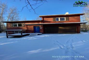 2535 YAKUTAT DR., North Pole, Alaska 99705, 3 Bedrooms Bedrooms, ,2 BathroomsBathrooms,Residential,For Sale,YAKUTAT DR.,145680