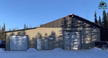 5626 RAYMOND AVENUE, Delta Junction, Alaska 99737, ,Commercial/industrial,For Sale,RAYMOND AVENUE,145708