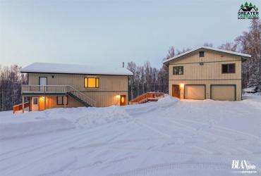 1154 CHAD STREET, Fairbanks, Alaska 99712, ,Multi-family,For Sale,CHAD STREET,145737