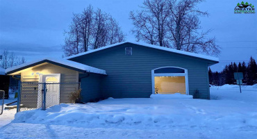593 DAVIS BLVD, North Pole, Alaska 99705, 2 Bedrooms Bedrooms, ,1 BathroomBathrooms,Residential,For Sale,DAVIS BLVD,145714