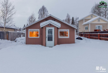 1526 MARY ANN STREET, Fairbanks, Alaska 99701, 1 Bedroom Bedrooms, ,1 BathroomBathrooms,Residential,For Sale,MARY ANN STREET,145738