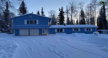 3809 KENSINGTON AVENUE, North Pole, Alaska 99705, 4 Bedrooms Bedrooms, ,2 BathroomsBathrooms,Residential,For Sale,KENSINGTON AVENUE,145742