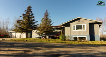 2458 LOOMIS DRIVE, North Pole, Alaska 99705, 5 Bedrooms Bedrooms, ,4 BathroomsBathrooms,Residential,For Sale,LOOMIS DRIVE,145758