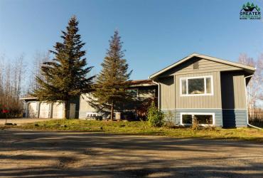 2458 LOOMIS DRIVE, North Pole, Alaska 99705, 5 Bedrooms Bedrooms, ,4 BathroomsBathrooms,Residential,For Sale,LOOMIS DRIVE,145758
