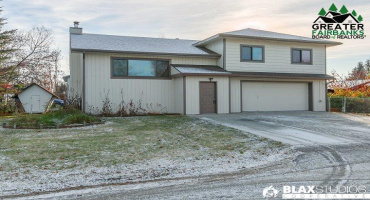 2931 KOBUK AVENUE, Fairbanks, Alaska 99714, 4 Bedrooms Bedrooms, ,3 BathroomsBathrooms,Residential,For Sale,KOBUK AVENUE,145823
