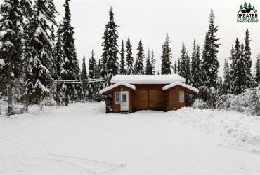 381 CINNABAR DRIVE, Fairbanks, Alaska 99709, 2 Bedrooms Bedrooms, ,1 BathroomBathrooms,Residential,For Sale,CINNABAR DRIVE,145834