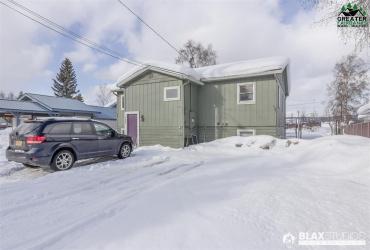 1406 2ND AVENUE, Fairbanks, Alaska 99701, 4 Bedrooms Bedrooms, ,2 BathroomsBathrooms,Residential,For Sale,2ND AVENUE,145862