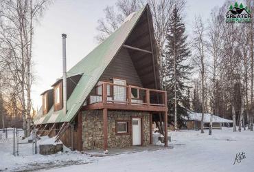 2231 BADGER ROAD, North Pole, Alaska 99705, 3 Bedrooms Bedrooms, ,2 BathroomsBathrooms,Residential,For Sale,BADGER ROAD,145916