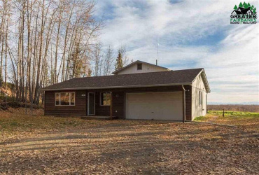 923 LAKLOEY DRIVE, North Pole, Alaska 99705-5355, 4 Bedrooms Bedrooms, ,2 BathroomsBathrooms,Residential,For Sale,LAKLOEY DRIVE,145920