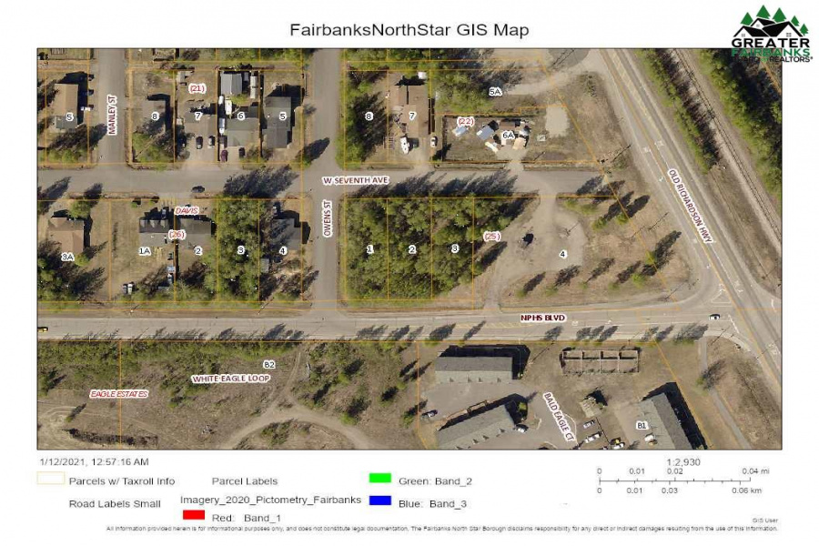 NHN NPHS BLVD, North Pole, Alaska 99705, ,Land,For Sale,NPHS BLVD,145919