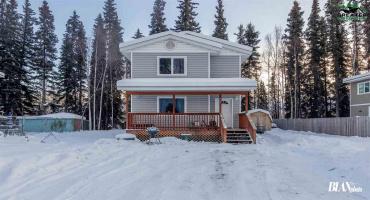 167 VASSAR CIRCLE, Fairbanks, Alaska 99709, 3 Bedrooms Bedrooms, ,2 BathroomsBathrooms,Residential,For Sale,VASSAR CIRCLE,145923