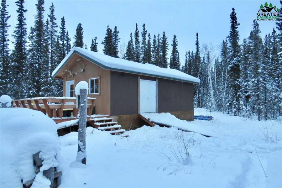 7 YUKON BEN STREET, Tok, Alaska 99780, 1 Bedroom Bedrooms, ,Residential,For Sale,YUKON BEN STREET,145926