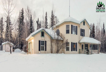 2605 MATT DRIVE, North Pole, Alaska 99705, 3 Bedrooms Bedrooms, ,3 BathroomsBathrooms,Residential,For Sale,MATT DRIVE,145930