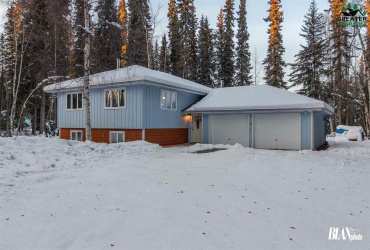 2395 OUTSIDE BOULEVARD, North Pole, Alaska 99705, 3 Bedrooms Bedrooms, ,2 BathroomsBathrooms,Residential,For Sale,OUTSIDE BOULEVARD,145941