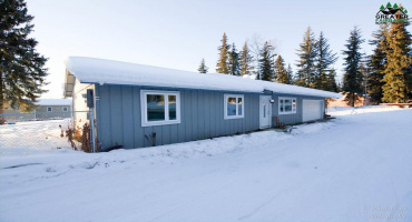 905 RIDGETOP ROAD, North Pole, Alaska 99705, 3 Bedrooms Bedrooms, ,1 BathroomBathrooms,Residential,For Sale,RIDGETOP ROAD,145992