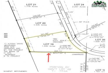 Lot 23 SIPES DR, Salcha, Alaska 99714, ,Land,For Sale,SIPES DR,145978