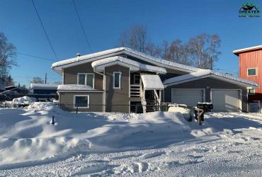 360 STATE STREET, Fairbanks, Alaska 99701, ,Multi-family,For Sale,STATE STREET,146171