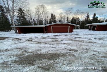 460 SCHENE ROAD, Delta Junction, Alaska 99737, 2 Bedrooms Bedrooms, ,1 BathroomBathrooms,Residential,For Sale,SCHENE ROAD,146187