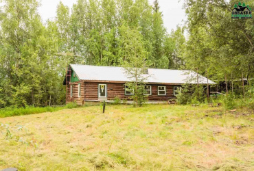 1944 GILMORE TRAIL, Fairbanks, Alaska 99712, ,Residential,For Sale,GILMORE TRAIL,146190