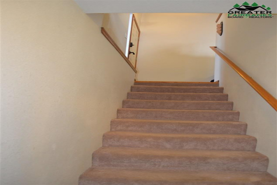 Stairs from DL Basement
