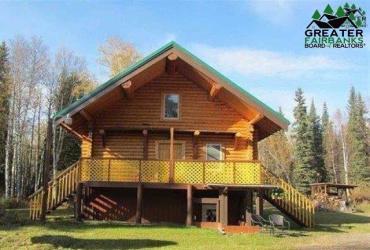 345 GRANGE HALL ROAD, Fairbanks, Alaska 99712, 3 Bedrooms Bedrooms, ,2 BathroomsBathrooms,Residential,For Sale,GRANGE HALL ROAD,146228