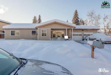 1120 KODIAK STREET, Fairbanks, Alaska 99709, 3 Bedrooms Bedrooms, ,1 BathroomBathrooms,Residential,For Sale,KODIAK STREET,146244