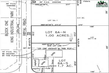 3790 ROYAL RD, Fairbanks, Alaska 99701, ,Land,For Sale,ROYAL RD,146245