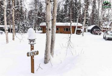 2416 STATEHOOD STREET, North Pole, Alaska 99705, 1 Bedroom Bedrooms, ,1 BathroomBathrooms,Residential,For Sale,STATEHOOD STREET,146285