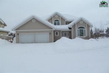 2703 CHIEF ALEXANDER DRIVE, FAIRBANKS, Alaska 99709, 4 Bedrooms Bedrooms, ,3 BathroomsBathrooms,Residential,For Sale,CHIEF ALEXANDER DRIVE,146293