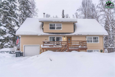 538 LIGNITE AVENUE, Fairbanks, Alaska 99701, 5 Bedrooms Bedrooms, ,3 BathroomsBathrooms,Residential,For Sale,LIGNITE AVENUE,146307
