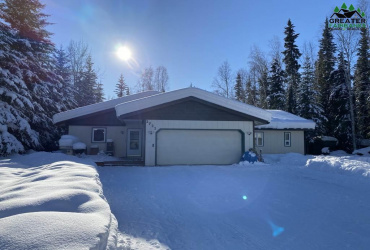 2721 SALMON COURT, North Pole, Alaska 99705, 5 Bedrooms Bedrooms, ,2 BathroomsBathrooms,Residential,For Sale,SALMON COURT,146311