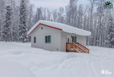 320 LITTLE CHENA DRIVE, Fairbanks, Alaska 99712, 2 Bedrooms Bedrooms, ,1 BathroomBathrooms,Residential,For Sale,LITTLE CHENA DRIVE,146318