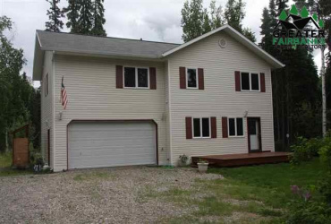 1872 BLACKBURN WAY, North Pole, Alaska 99705, 3 Bedrooms Bedrooms, ,3 BathroomsBathrooms,Residential,For Sale,BLACKBURN WAY,146328