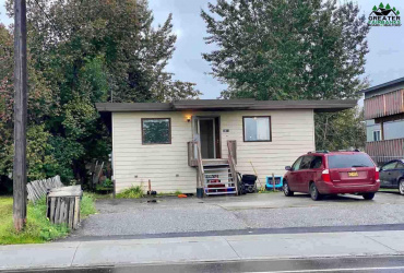 1641 GILLAM WAY, Fairbanks, Alaska 99701, ,Multi-family,For Sale,GILLAM WAY,146347