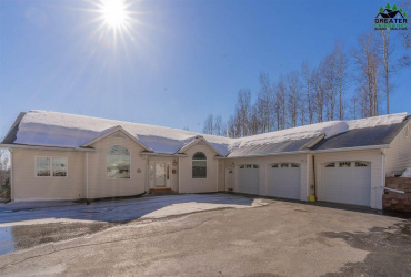 682 LANCASTER DRIVE, Fairbanks, Alaska 99712-1116, 5 Bedrooms Bedrooms, ,4 BathroomsBathrooms,Residential,For Sale,LANCASTER DRIVE,146426