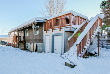 2020 RICKERT STREET, Fairbanks, Alaska 99701, ,Multi-family,For Sale,RICKERT STREET,146468