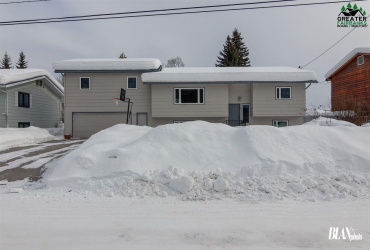 1005 COPPET STREET, Fairbanks, Alaska 99709, 5 Bedrooms Bedrooms, ,3 BathroomsBathrooms,Residential,For Sale,COPPET STREET,146723