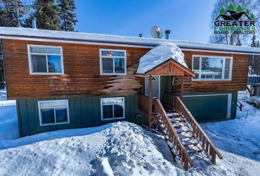 144 PEPPERDINE DRIVE, Fairbanks, Alaska 99709, 4 Bedrooms Bedrooms, ,3 BathroomsBathrooms,Residential,For Sale,PEPPERDINE DRIVE,146726