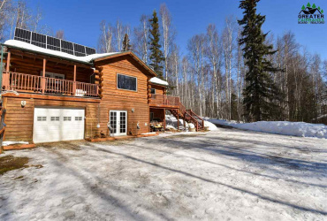 683 STEELE CREEK ROAD, Fairbanks, Alaska 99712, 2 Bedrooms Bedrooms, ,2 BathroomsBathrooms,Residential,For Sale,STEELE CREEK ROAD,146731