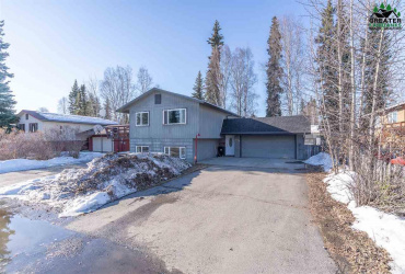 298 SHANNON DRIVE, fairbanks, Alaska 99701, 4 Bedrooms Bedrooms, ,2 BathroomsBathrooms,Residential,For Sale,SHANNON DRIVE,146757