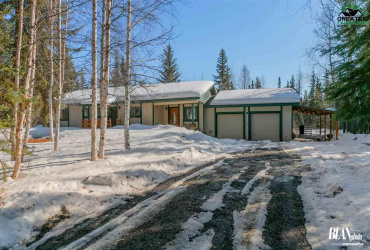 2621 KALISPELL LOOP, North Pole, Alaska 99705, 3 Bedrooms Bedrooms, ,2 BathroomsBathrooms,Residential,For Sale,KALISPELL LOOP,146758