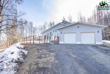 1561 GOLDPOINTE DRIVE, Fairbanks, Alaska 99709, 3 Bedrooms Bedrooms, ,2 BathroomsBathrooms,Residential,For Sale,GOLDPOINTE DRIVE,146852
