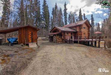 3879 VENTURE LANE, Fairbanks, Alaska 99709, 3 Bedrooms Bedrooms, ,1 BathroomBathrooms,Residential,For Sale,VENTURE LANE,147023