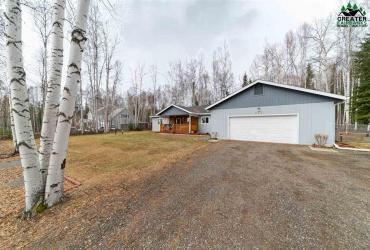 685 KENTSHIRE DRIVE, Fairbanks, Alaska 99709, 3 Bedrooms Bedrooms, ,3 BathroomsBathrooms,Residential,For Sale,KENTSHIRE DRIVE,147029